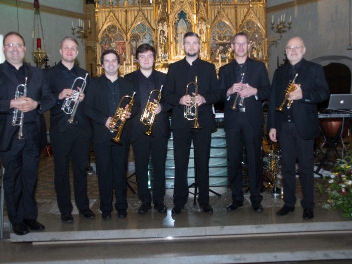 15. Mai 2019 – Kirchenkonzert mit Trompeten Consort Graz und Hands & Bits