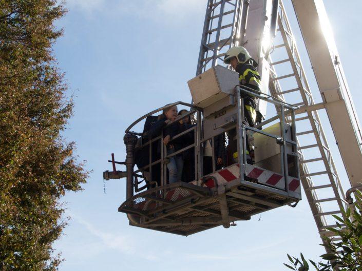 11. Oktober 2019 /  Feuerwehr Einsatzübung in der VS-Mellach