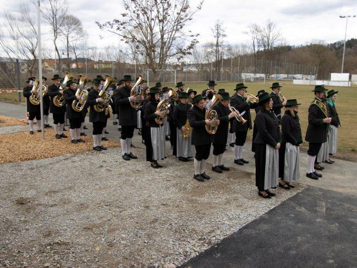 07. März 2020   –   Eröffnung des neuen Musikerheims
