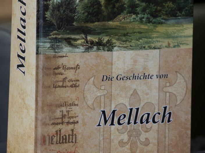 """05. März 2020  –  Buchpräsentation in der VS Mellach """"Die Geschichte von Mellach"""""""